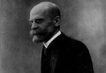 tokoh sosiologi dunia - Emile Durkheim